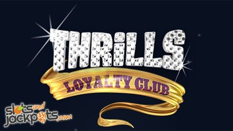 You get lots of benefits as a VIP at Thrills. Every year special events are arranged for their loyal VIP players. But to join the Thrills Loyalty Club you need to be invited.  Read more!  http://www.slotsandjackpots.com/en/news/vip-at-thrills/  #thrills #vip #bonus #casino #nodeposit #free #spins #freespins #play #onlinecasino