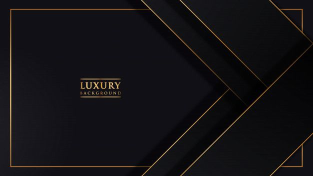 Abstract Gradient Background Gold Color Gradient Background Business Card Pattern Background