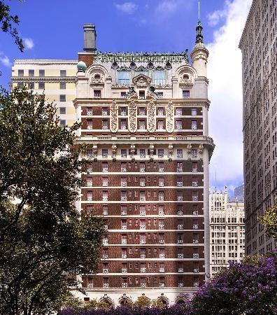 The Old Adolphus Hotel In Dallas