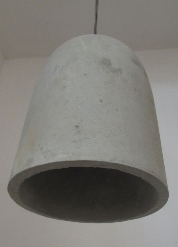 Mr Ralph - Concrete Cloche Pendant, Pendants