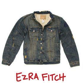 EZRA FITCH