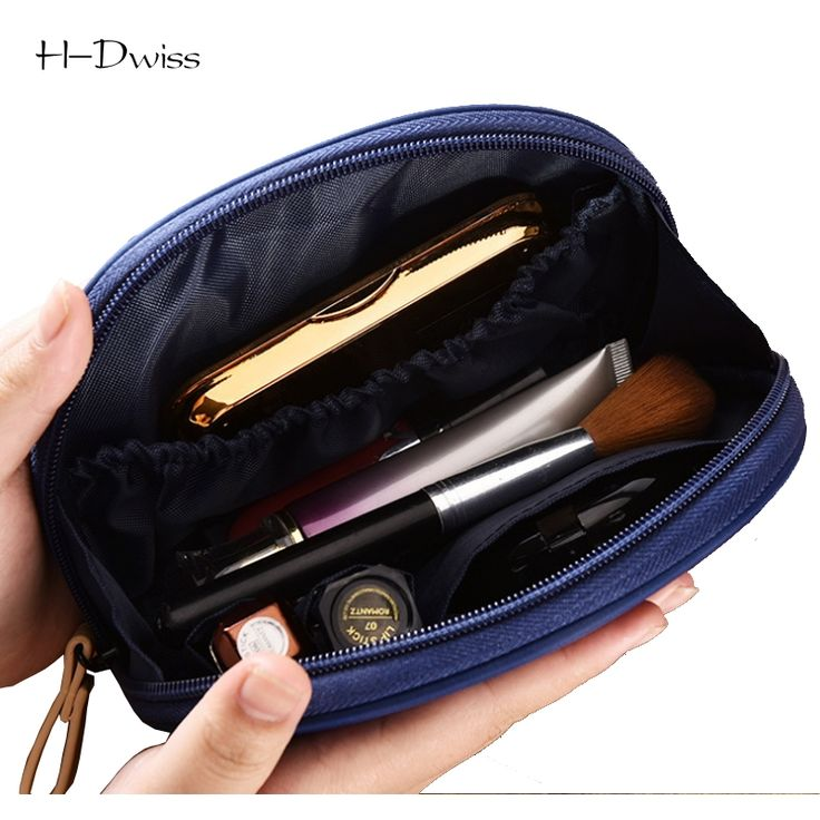 2.69$  Buy now - http://alih6p.shopchina.info/go.php?t=32797175151 - HDWISS Nylon Fan-shaped Cosmetic Bag Women Travel Make up Toiletry Bag Fashion Necessaries Makeup Organizer Case CB029  #aliexpress