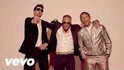 (1) Robin Thicke - Blurred Lines ft. T.I., Pharrell - YouTube