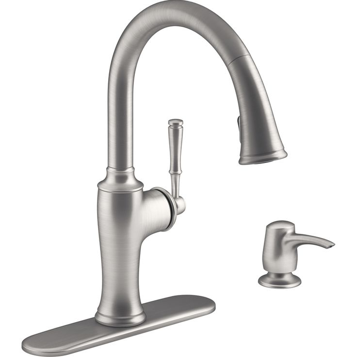 420 best kitchen faucets images on Pinterest | Kitchen faucets ...
