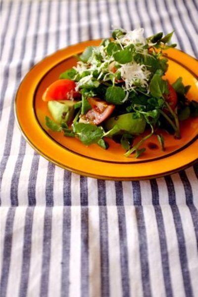 シンプル、クレソンサラダ。 by きー。さん | レシピブログ - 料理 ...