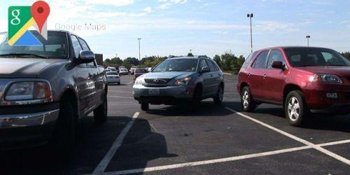 Google Maps, asistente de aparcamiento ideal