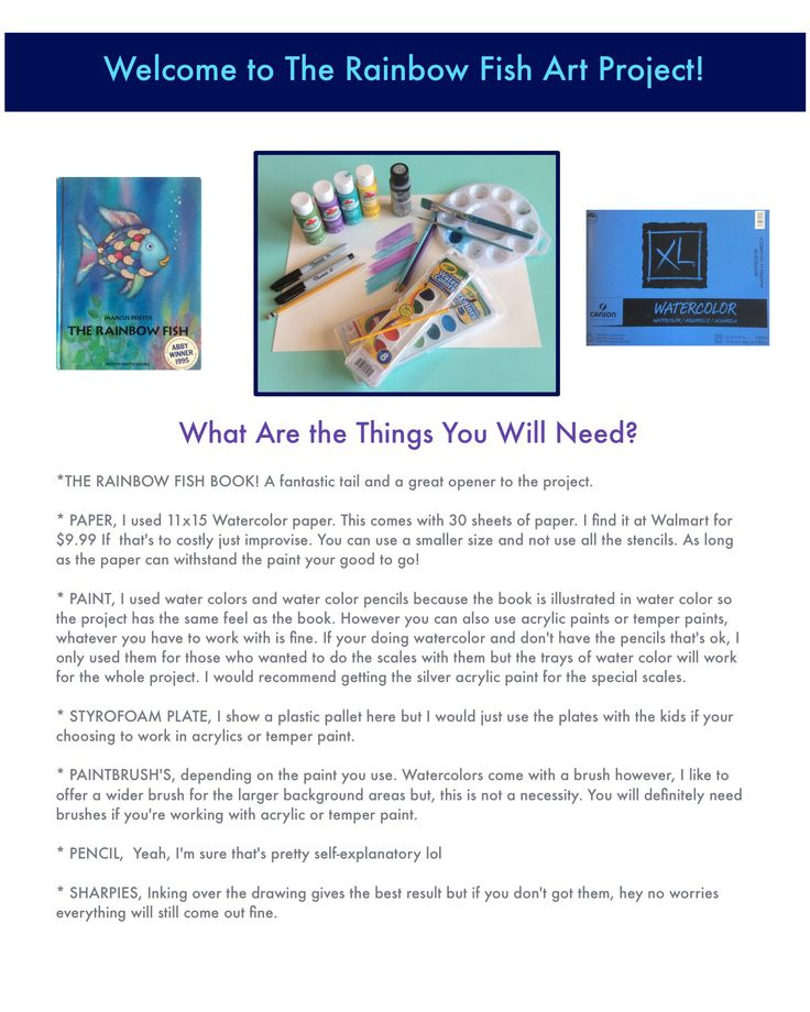 17 best images about lesson plan pdfs on pinterest cats for Rainbow fish lesson plans