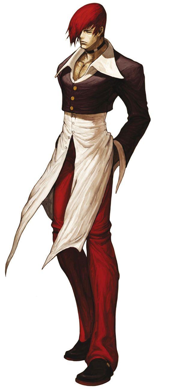 Iori Yagami - Characters & Art - SNK vs. Capcom: SVC Chaos