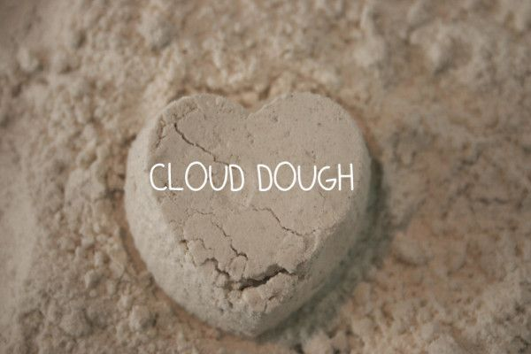 Cloud Dough   Flour + Oil = Hours of messy fun.   A very quick and simple sensory play activity that your children will LOVE.   http://achildsworld.co.uk/2015/03/cloud-dough/