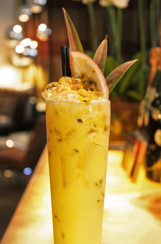 Passionfruit Colada! Emporium Hotel Cocktail Bar www.emporiumhotel.com.au #cocktail #brisbane