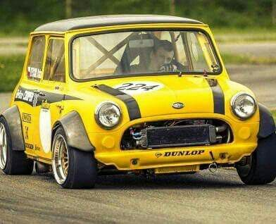 Best Mini Race Car Graphics Images On Pinterest Mini Coopers