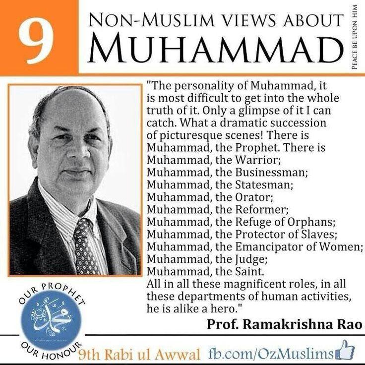 Prophet Mohammad pbuh