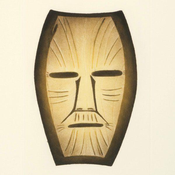 Tim Pitsiulak - Kiinappak (Mask)