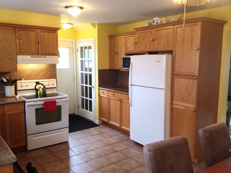 Inverary Kitchen - Yellow - French Door
