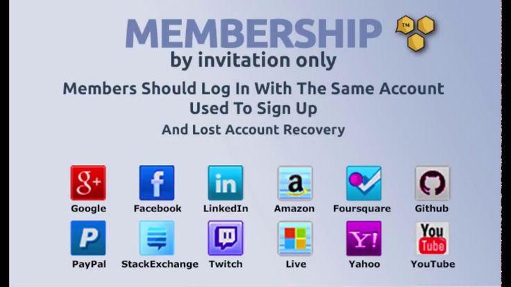 Markethive invitation only