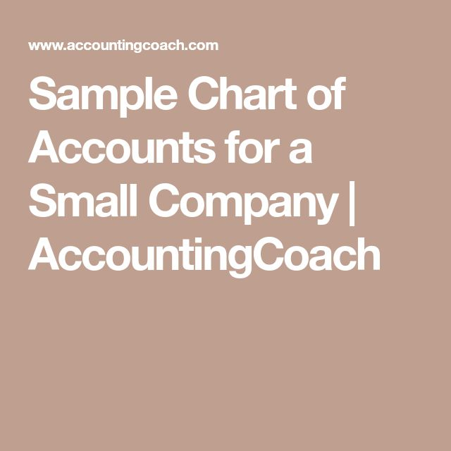 Mer enn 25 bra ideer om Chart of accounts på Pinterest - sample chart