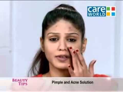 #ArieMazur Beauty Tips, At home tips to cure Acne Pimple and Acne Solution Beauty Tips