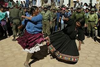 Tinku Festival from Bolivia