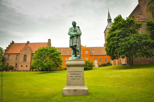 Дежавю тур в Данию. Часть пятая. Винтажный Ганс Христиан Оденсе