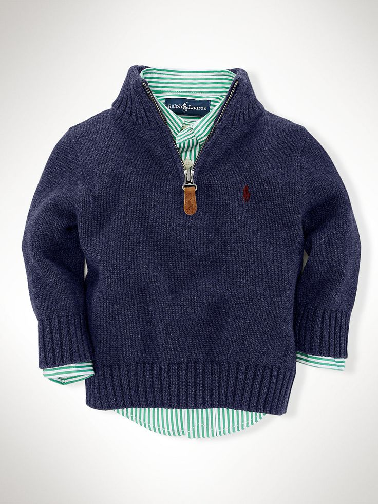 Every baby needs a little polo