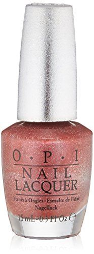 I have used this O.P.I nail polish in this color DS Classic for years.  It is my very favorite color and polish.  Just a bit of sparkle without being brassy, and I have had many compliments when wearing it.  I am unable to find it in cosmetic stores as of late, so jumped on it when I saw it on Amazon.  I give it five stars !