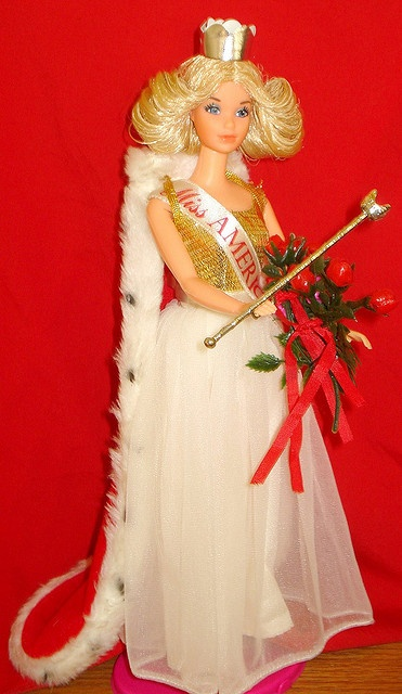 1974 Quick Curl Miss America Barbie