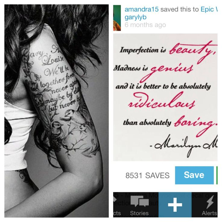 Girl Half Sleeve Tattoo Ideas