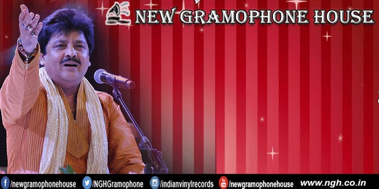 !!! Happy Birthday Udit Narayan !!!  Happy Birthday to you dear, so inspired every day by an incredible person like you! Celebrate your birthday fullest... Visit - http://ngh.co.in/ #NewGramophoneHouse