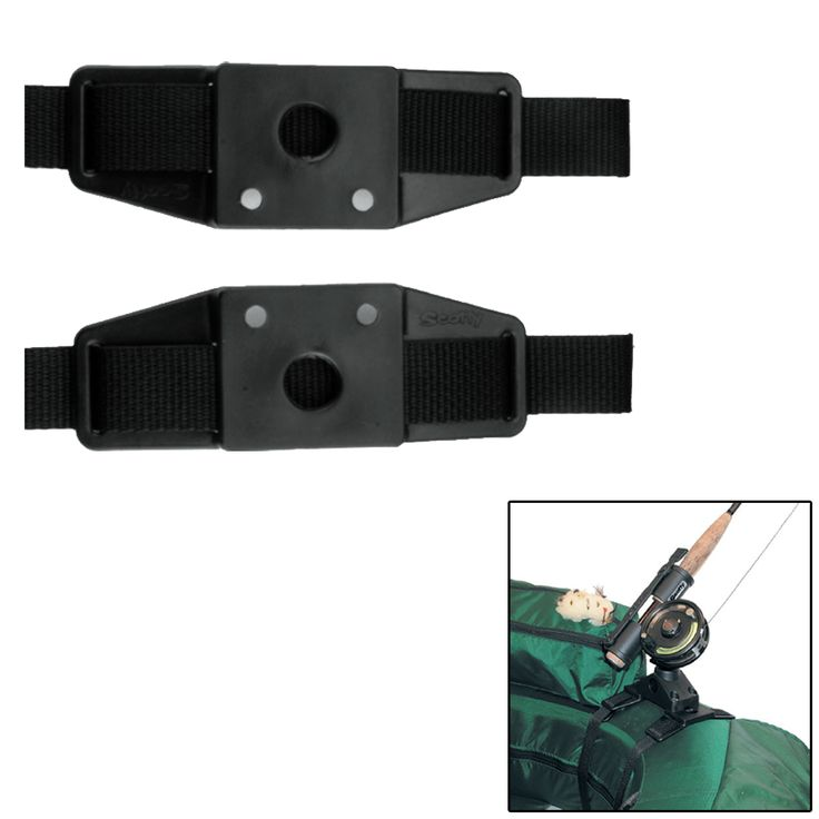 Scotty 266 Float Tube Adapter f/241 Side & Deck Mount - https://www.boatpartsforless.com/shop/scotty-266-float-tube-adapter-f241-side-deck-mount/