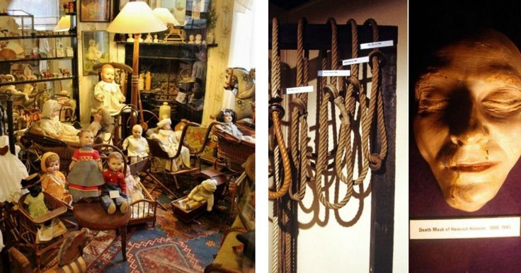 14 museos súper raros ubicados en Londres. Son imperdibles.