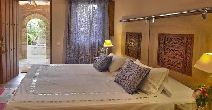 La Torre del Visco, hotel con encanto para escapadas románticas y escapadas de fin de semana en el Matarraña - Teruel - Aragón #relaischateaux #boutiquehotel #hotel #sienteTeruel  #room #habitacion