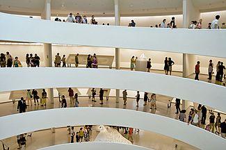 Solomon R. Guggenheim Museum - Wikipedia, the free encyclopedia