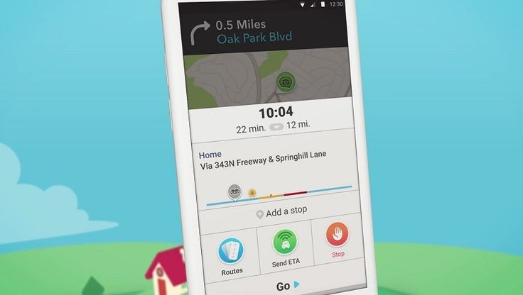 Waze 4.0 unveiled with revamped user interface Waze the