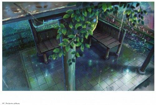 Makoto Shinkai, Kotonoha no Niwa