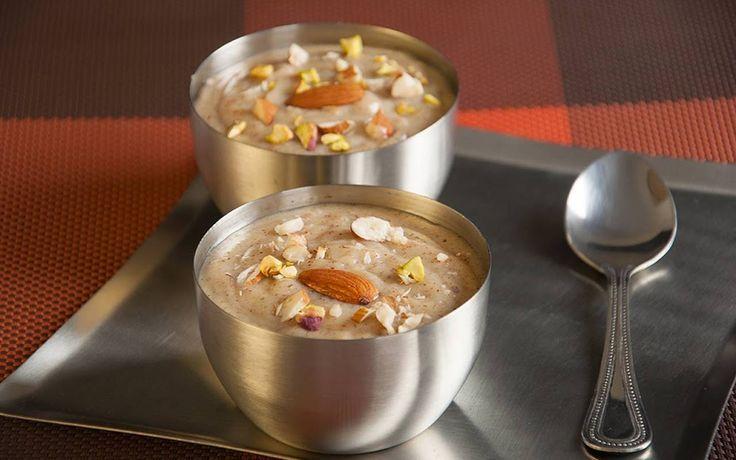 Shahi Badam Halwa Recipe