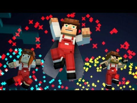 Minecraft Story Mode Above And Beyond Season 2 Episode 5