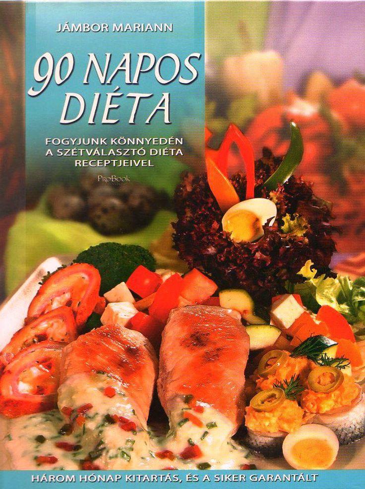 90 napos dieta(jambor mariann)