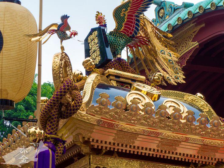 遷座400年記念の神田祭で12年ぶりの船渡御を見ることができた