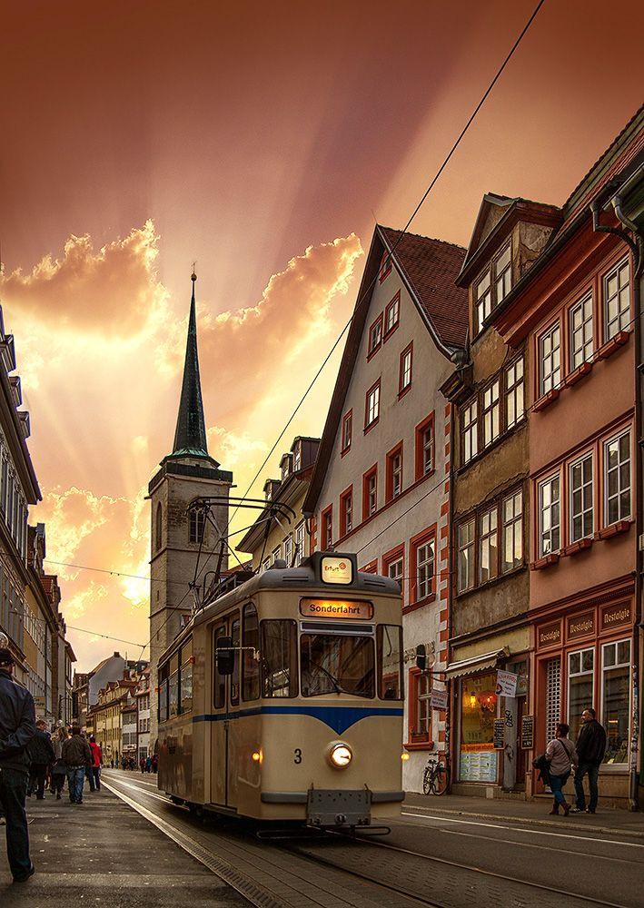 Erfurt ( Thuringen )