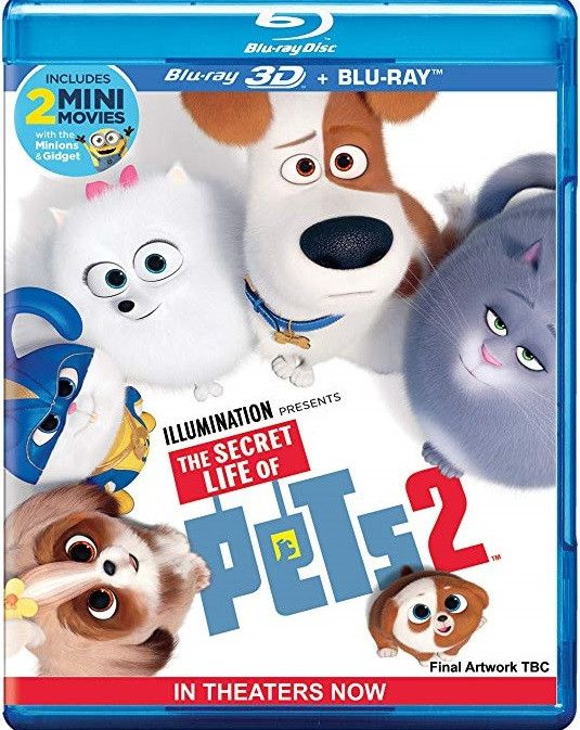 The Secret Life Of Pets 2 2019 Hindi 3d Dual Audio 1080p Bluray