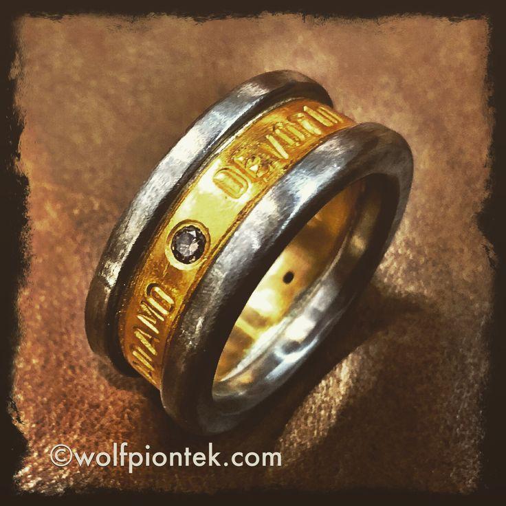 33 best Unique Wedding Rings - Aussergewöhnliche Trauringe ...