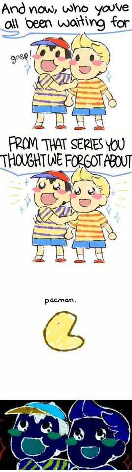 Poor Ness and Lucas XD