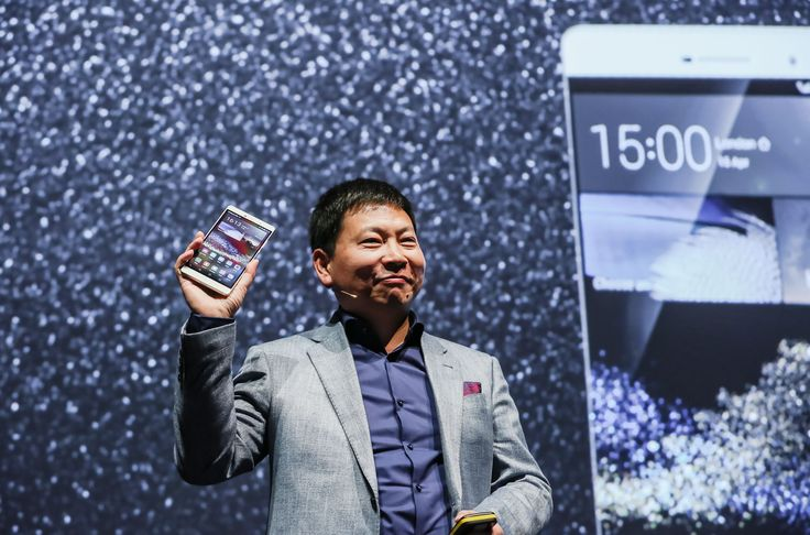 The Huawei P8 Launch