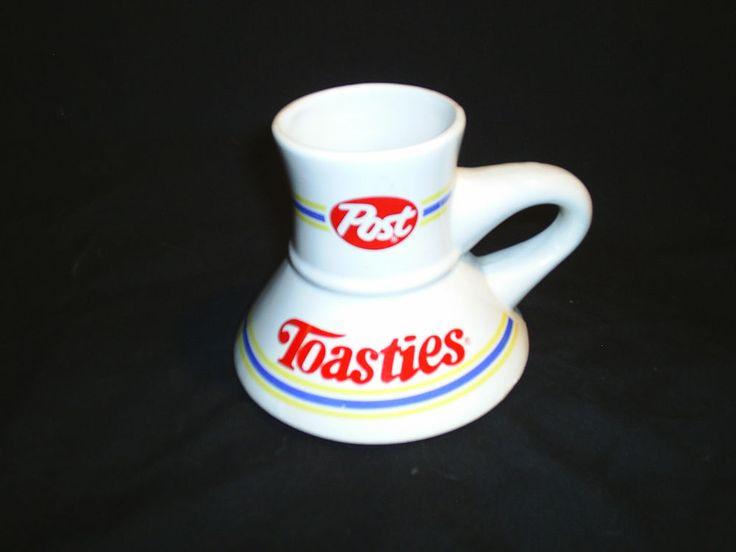 Post Toasties Travel Mug Coffee Cup Tip Resistant #PostToasties