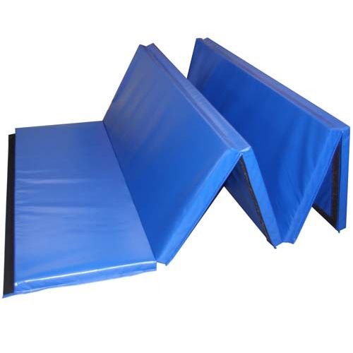 5x10 ft quality folding gym mats are to the highest grade of workmanship and material