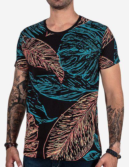 e303d58d7f Camisetas estampadas e florais garbosas. Pólos e camisas masculinas ...
