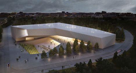 Museum of Tolerance Jerusalem by Chyutin Architects, - Dezeen