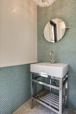 Armstrong {University Park} - transitional - Bathroom - Dallas - TATUM BROWN CUSTOM HOMES