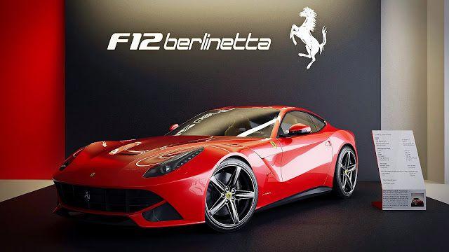 2017 Ferrari F12 Berlinetta Review, Redesign
