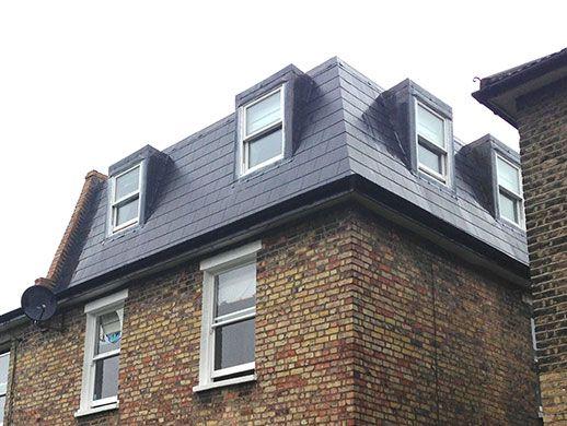Mansard roof - south london loft conversion